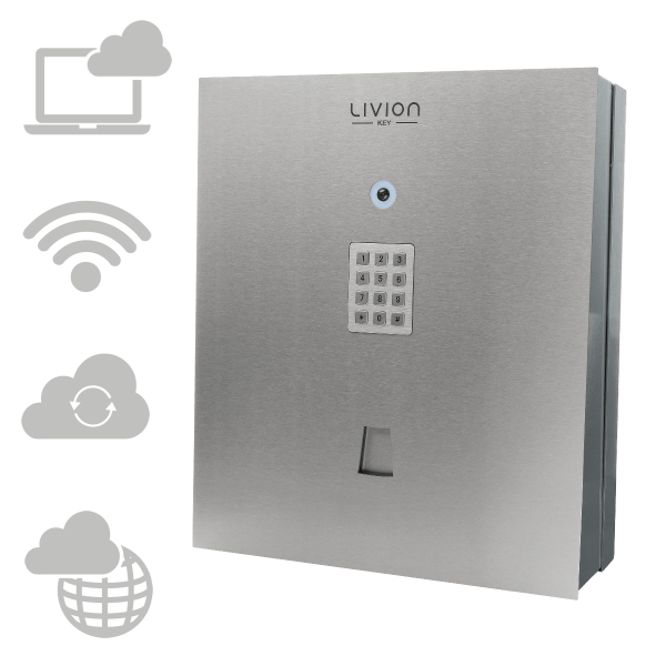 LivionKey-30 Schlüsselautomat mit Cloud-Lizenz
