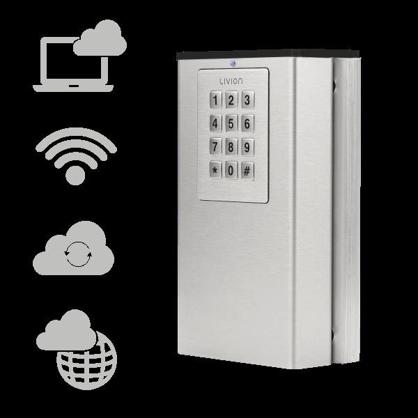 LivionKey-1 Schlüsselbox mit Cloud-Lizenz