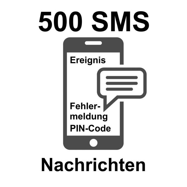 SMS-Paket 500 Stück